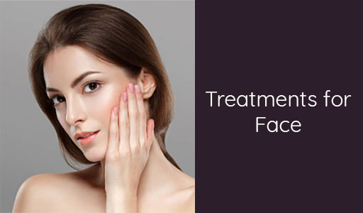 treatments for face